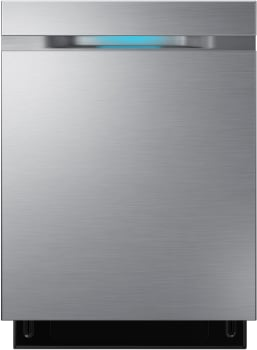Samsung DW80J7550US - Stainless Steel Dishwasher with WaterWall System
