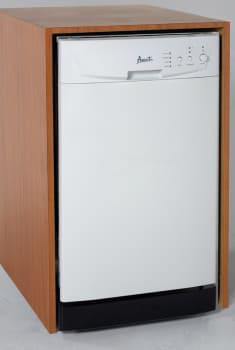 "Avanti DW18D0WE - Avanti 18"" Built-in Dishwasher"