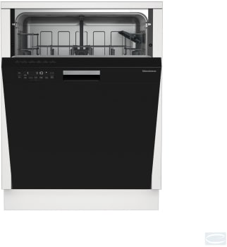 Blomberg DWT25502B - Front View