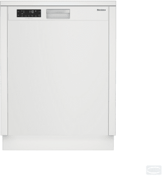 Blomberg DWT25502W - Front View