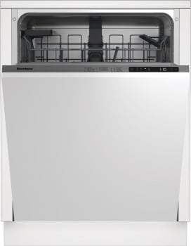 Blomberg Dwt51600fbi 24 Inch Fully Integrated Built In Panel Ready Dishwashers With 14 Place Setting Capacity 6 Programs 48 Dba Led Spot Extra Rinse Function Rapidclean Function Sanitize Function And Energy Star Certified Panel Ready