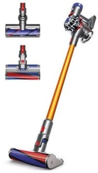 Dyson V8 Series 21473001 - Dyson V8 Absolute Yellow Front