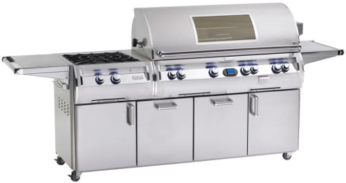 "Fire Magic Echelon Collection E1060S4L1P51W - 111"" Freestanding Gas Grill"