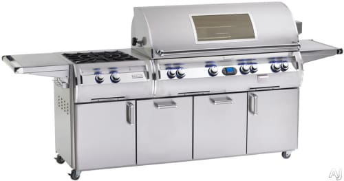 "Fire Magic Echelon Collection E1060S4E1P51W - 111"" Freestanding Gas Grill"