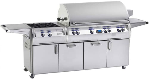 "Fire Magic Echelon Collection E1060S4L1N51 - 111"" Freestanding Gas Grill"