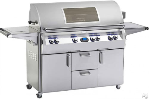 "Fire Magic Echelon Collection E1060S4L1P62W - 86"" Freestanding Gas Grill"