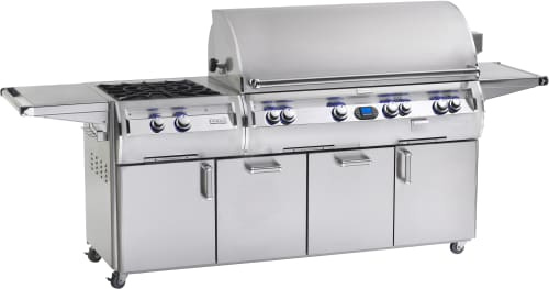 "Fire Magic Echelon Collection E1060S4EAP51 - 48"" Echelon Gas Grill with Side Power Burner"