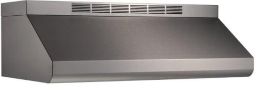 Broan Elite E64000 Series E6448TSS - Pro-Style Under-Cabinet Canopy Range Hood - silo
