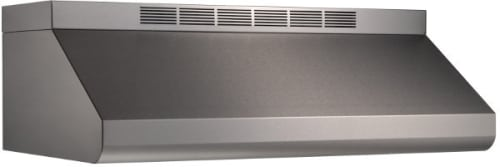 Broan Elite E64000 Series E6448SS - Pro-Style Under-Cabinet Canopy Range Hood - Silo