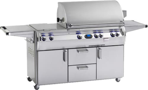 Fire Magic Echelon Collection E660S4LAP71W - Double Burner shown without Magic Window
