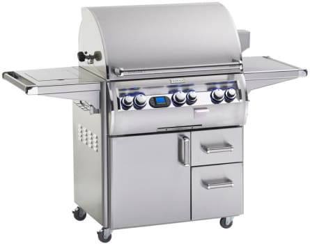 "Fire Magic Echelon Collection E660S4E1P62 - 31"" Freestanding Gas Grill"