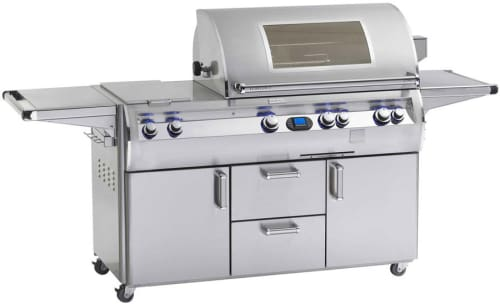 "Fire Magic Echelon Collection E660S4L171W - 86"" Freestanding Gas Grill"