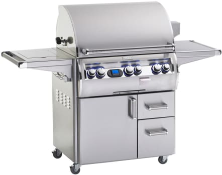"Fire Magic Echelon Collection E660SML1N62 - 31"" Freestanding Gas Grill"