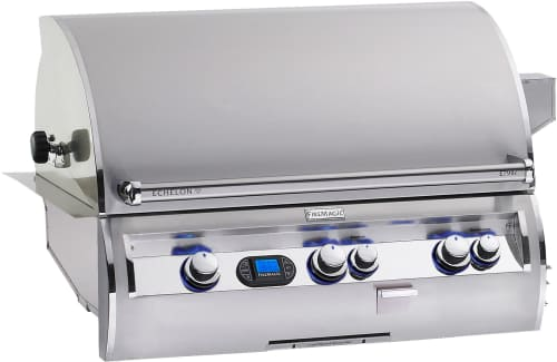 Fire Magic Echelon Collection E790I4LANW - Echelon Diamond E790i Built-in Grill with Digital Thermometer