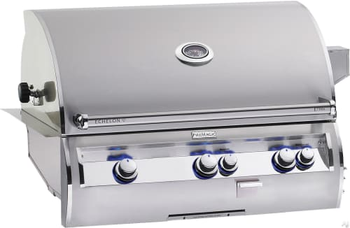 Fire Magic Echelon Collection E790I4AAPW - Analog Style Grill with Viewing Window (Viewing Window Not Shown - Image Does Not Reflect Exact Model)