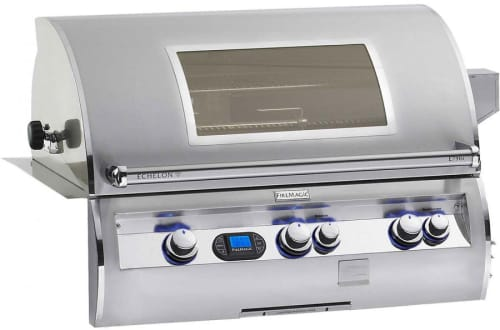 "Fire Magic Echelon Collection E790I4E1PW - 37"" Built-in Gas Grill with Viewing Window"