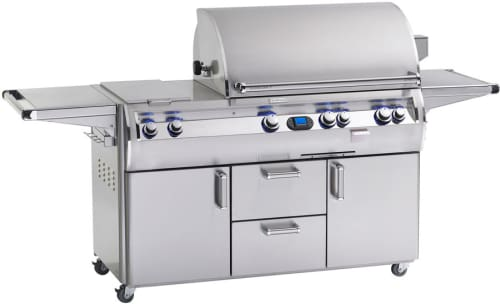 "Fire Magic Echelon Collection E790S4L1P71 - 92"" Freestanding Gas Grill"