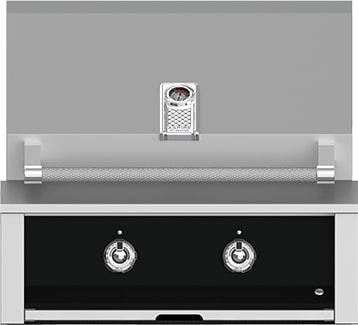 Hestan Aspire EAB30LPBK - Deluxe Grill with Side Burner
