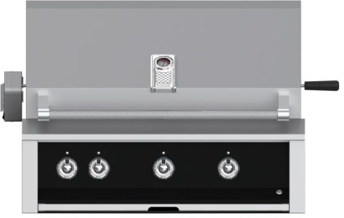 Hestan Aspire EABR36NGBK - Front View