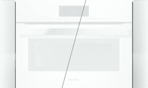 Miele PureLine Series EBA6808BRWS - Brilliant White