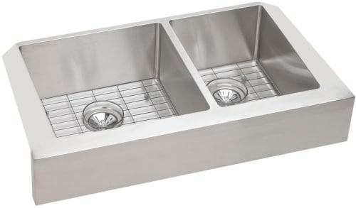 Elkay Crosstown Collection ECTRUF32179RDBG - Elkay 36 Inch Undermount Kitchen Sink