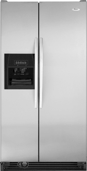 Whirlpool ED2FHEXTT - Featured View of Stainless Steel