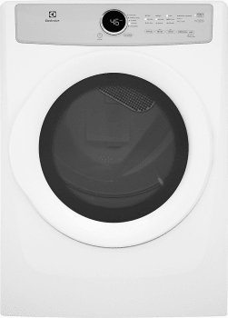 Electrolux EFDE317TIW - 8.0 cu. ft. ENERGY STAR Dryer from Electrolux