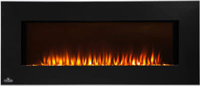 "Napoleon Linear Azure Series EFL42H - 42"" Linear Series Azure Electric Fireplace"