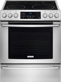 "Electrolux IQ-Touch Series EI30EF45QS - 30"" Freestanding Electric Range"