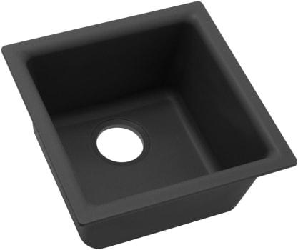 Elkay Quartz Classic ELG1616BK0 - Black Main View