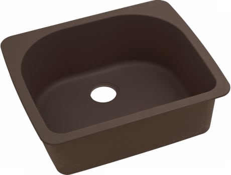 Elkay Gourmet E-Granite Collection ELGS2522MC0 - Mocha