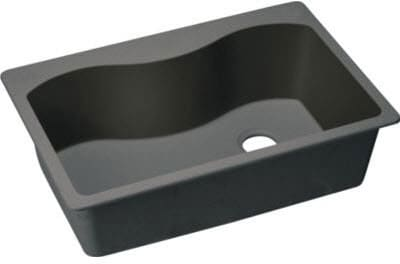 Elkay Elgs3322r 33 Inch Drop In Kitchen Sink With 9 1 2