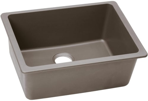 Elkay Elgu2522gr0 25 Inch Single Bowl Undermount Kitchen Sink With