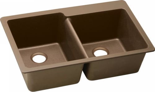 Elkay Gourmet E-Granite Collection ELG250RMC0 - Mocha