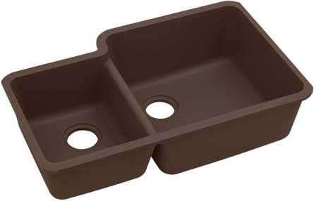 Elkay Gourmet E-Granite Collection ELGOU3321LMC0 - Mocha
