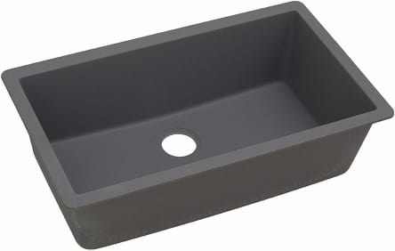 Elkay Gourmet E-Granite Collection ELGRU13322GY0 - Dusk Gray