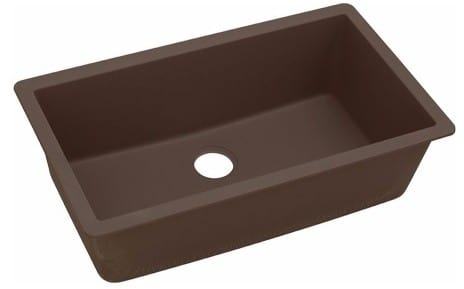 Elkay Gourmet E-Granite Collection ELGRU13322MC0 - Mocha
