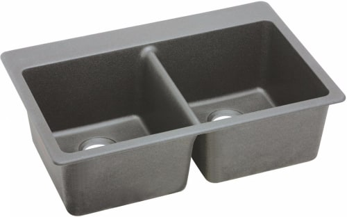 Elkay Gourmet E-Granite Collection ELG3322GS0 - Greystone