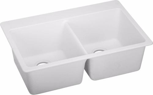 Elkay Gourmet E-Granite Collection ELG3322XX0 - White