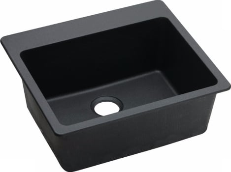 Elkay Gourmet E-Granite Collection ELG2522BK0 - Black