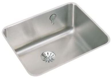 Elkay Gourmet Perfect Drain Collection Lustertone Collection ELUH211510PDK - Featured View