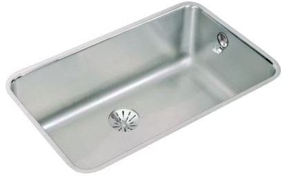 Elkay Gourmet Perfect Drain Collection Lustertone Collection ELUH281610PDK - Featured View