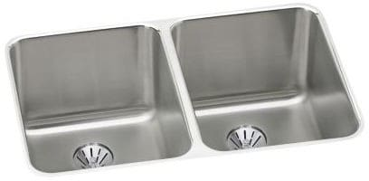 Elkay Gourmet Perfect Drain Collection Lustertone Collection ELUH322010PD - Featured View