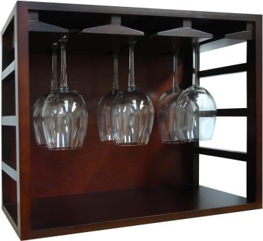 Vinotemp Epicureanist Series EPSTACK12G - Epicureanist Stackable Wine Glass Rack