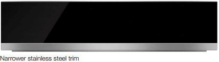 Miele PureLine Series ESW6214 - ESW6214 ContourLine/PureLine Warming Drawer