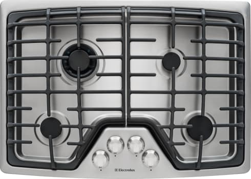 Electrolux EW30GC55PB - Stainless Steel Top View