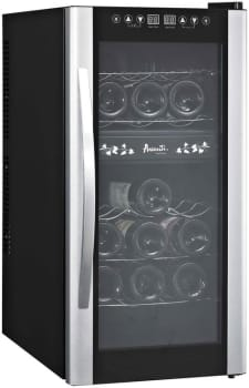 Avanti EWC1801DZ - 18 Bottles Thermoelectric Wine Cooler
