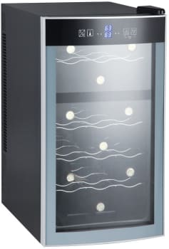 Avanti EWC18N2PD - 18 Bottles Thermoelectric Wine Cooler
