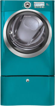 Electrolux EWMED65H - Turquoise Sky with Optional Pedestal
