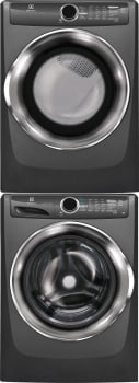 Electrolux LuxCare EXWADRETT6517 - Stacked